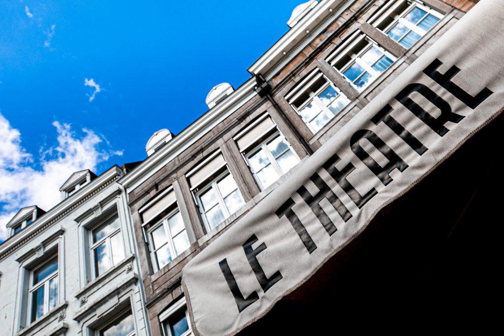Welkom bij Boutique Hotel Le Theatre